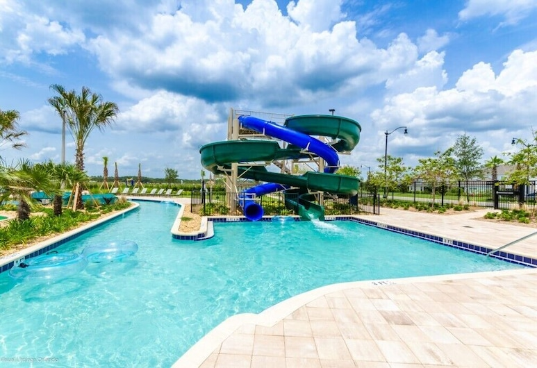 Amazing Townhome! - Storey Lake - 4832rc 4 Bedroom Townhouse, Kissimmee, Townhome, 4 Bedrooms, Pool
