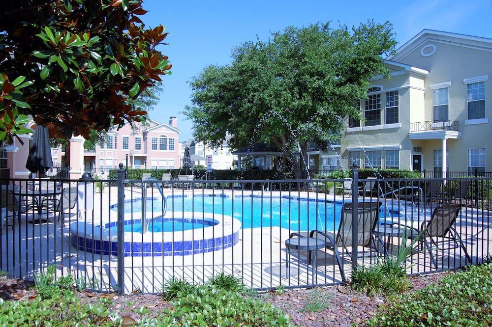 Villa, 2Schlafzimmer - Pool