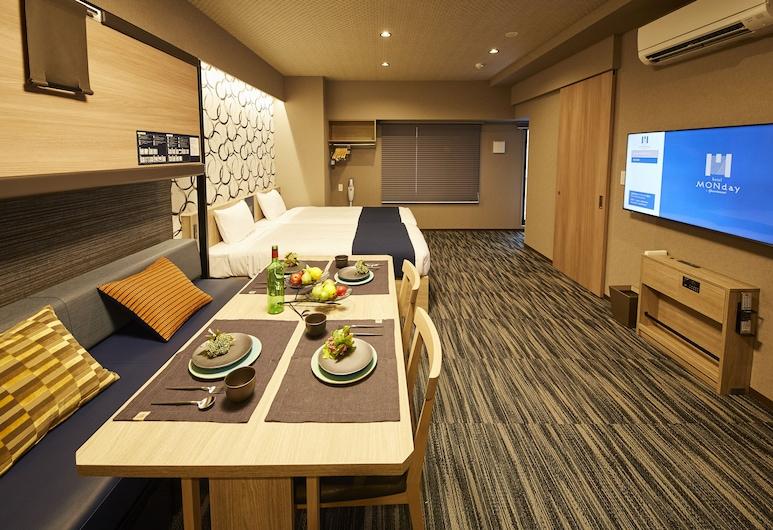 MONday Apart Premium Akihabara, 千代田区, スーペリアファミリールーム 禁煙, 部屋
