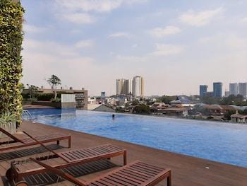 Bild vom Minimalist and Comfy Studio Springwood Apartment in Tangerang