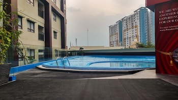 Picture of Compact and Cozy Studio Atria Apartment in Tangerang