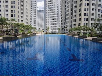 Foto del Golf View 1BR Apartment at M-Town Residence en Tangerang