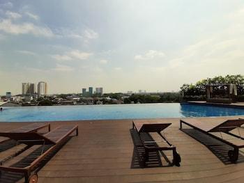 Bild vom Best Location Studio Apartment at Springwood Residence in Tangerang