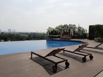 Bild vom Cozy Living Studio Apartment at Springwood Residence in Tangerang