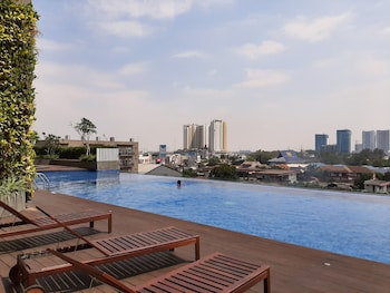 Picture of Comfort and Relax Studio Apartment at Springwood Residence in Tangerang
