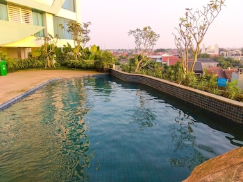 Picture of Best View and Comfy Studio Apartment @ Grand Kamala Lagoon in Bekasi