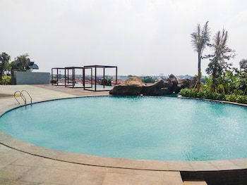 Fotografia do Best Unit with Minimalist Design Studio Grand Kamala Lagoon Apartment em Bekasi