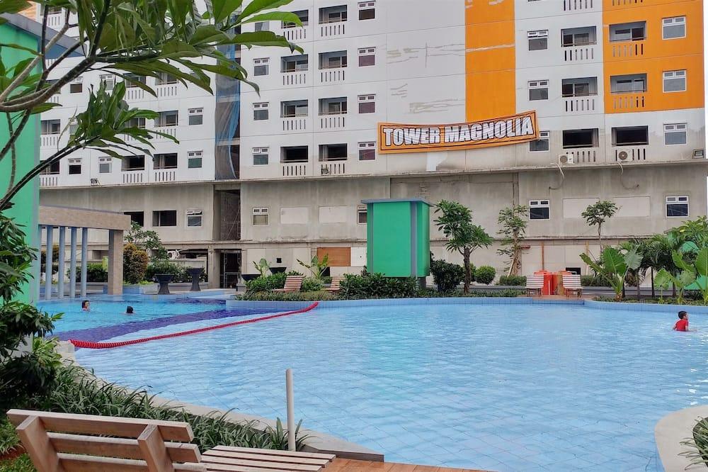 Vonkajší bazén