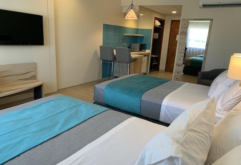 Hotel Diego de Almagro Temuco Express, Temuco, Superior Apartment, Guest Room