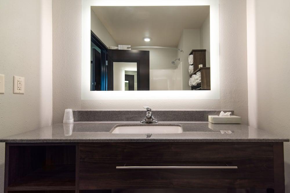 Jednolôžková izba typu Comfort - Kúpeľňa