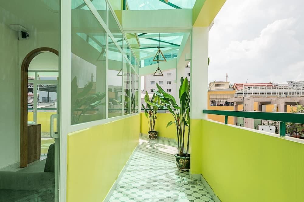 Panoramic Penthouse - Balcony