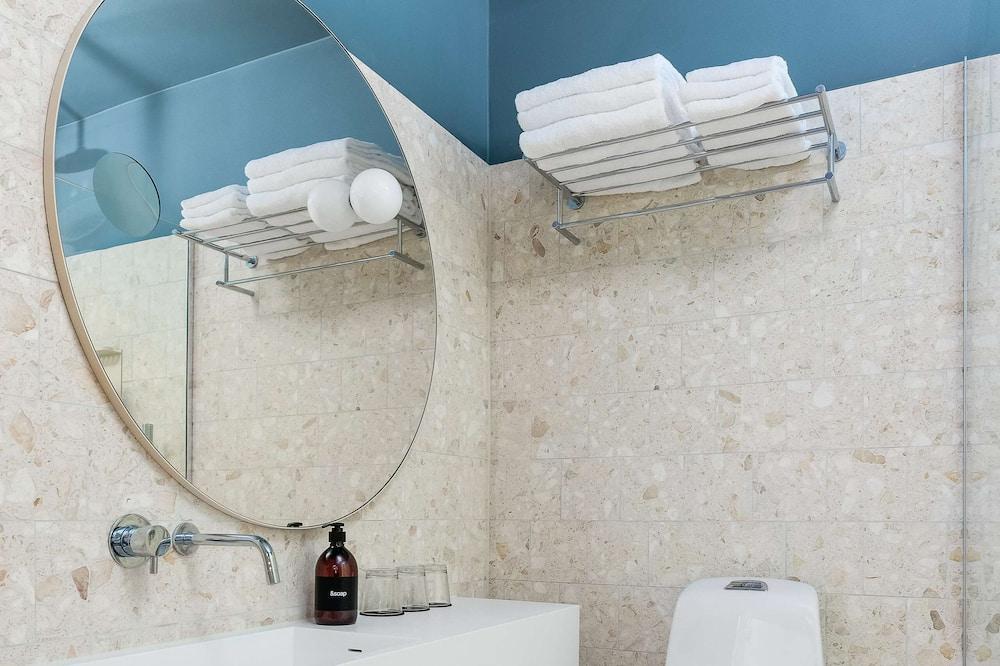 Economy Oda, 1 Tek Kişilik Yatak, Sigara İçilmez, Penceresiz - Banyo