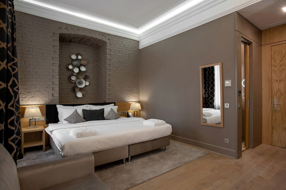 Executive Τρίκλινο Δωμάτιο - Δωμάτιο επισκεπτών