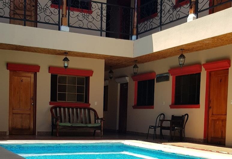 Hotel Don Gato, Гранада, Стандартный двухместный номер, одноместное размещение, Терраса/ патио