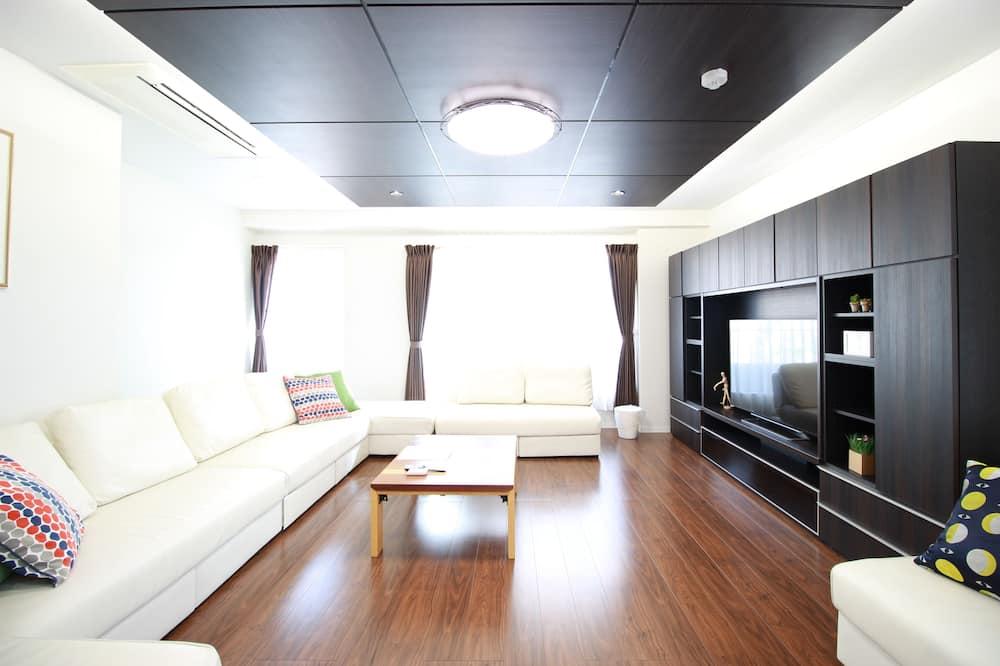Departamento, para no fumadores (Penthouse) - Sala de estar