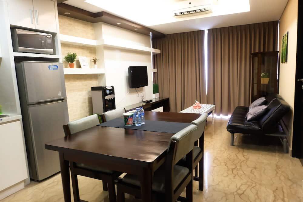 Izba - Stravovanie v izbe