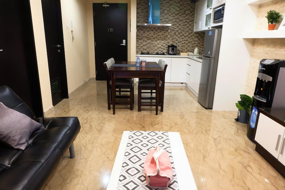 Izba - Obývacie priestory