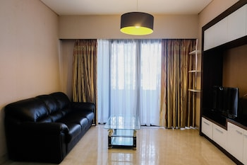 Curug bölgesindeki Homey and Relaxing 2BR @ Kondominium Golf Karawaci Apartment resmi