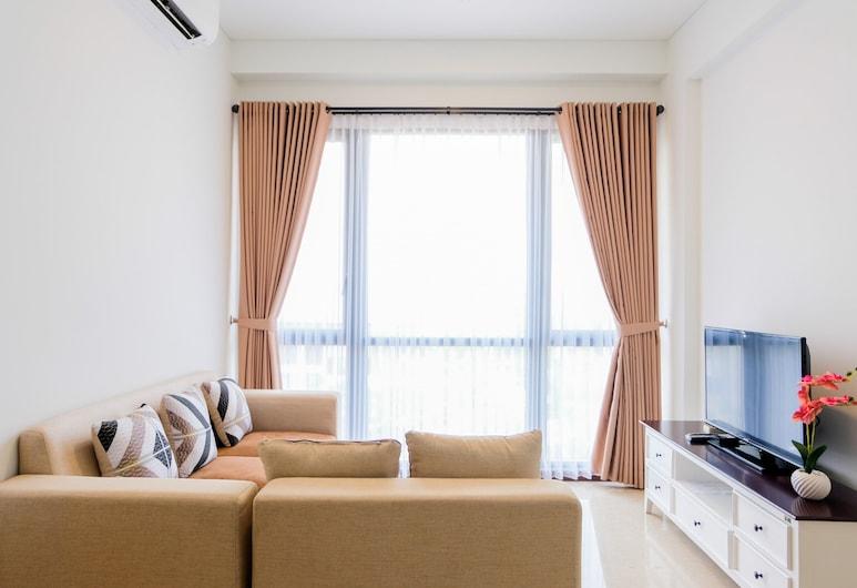 ハイヘスト バリュー 1 ベッBRム アパートメント アット マリーゴールド ナヴ パーク, Pagedangan, ルーム, 部屋