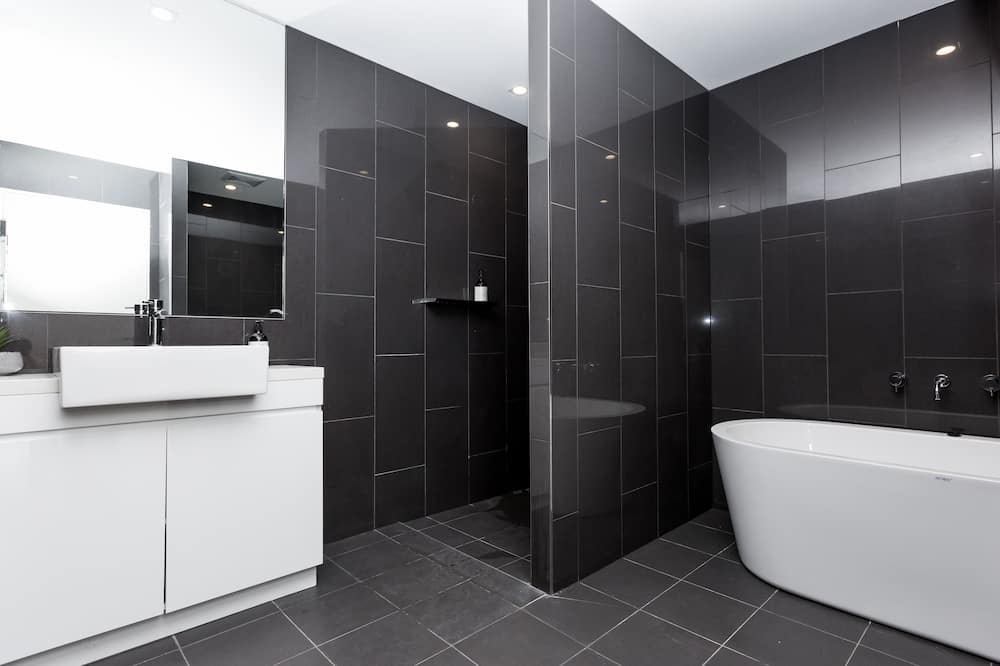 Апартаменты «Сити» - Ванная комната