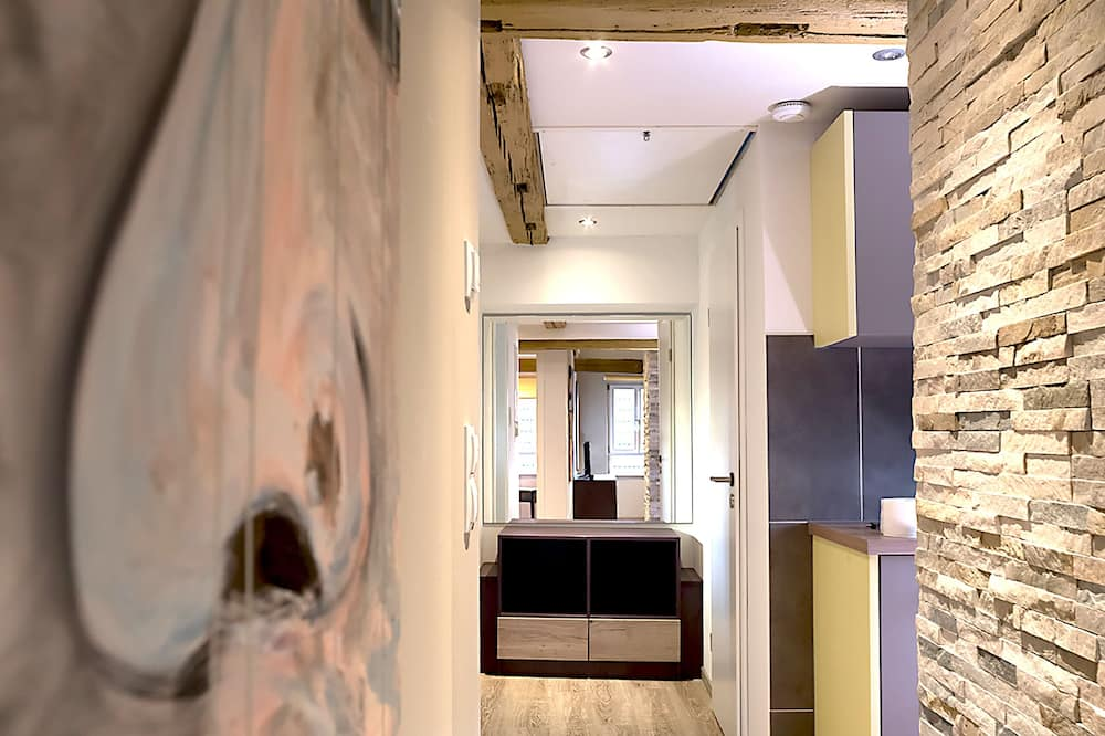 Departamento Deluxe (Räucherkammer) - Sala de estar