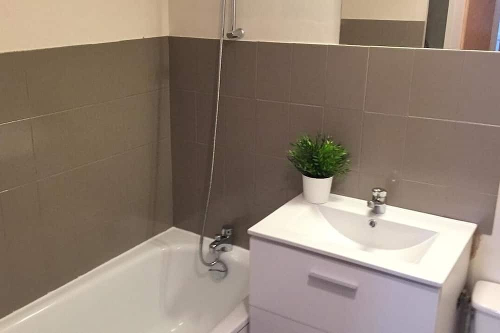 Appartamento, bagno in camera (Beau Duplex) - Bagno
