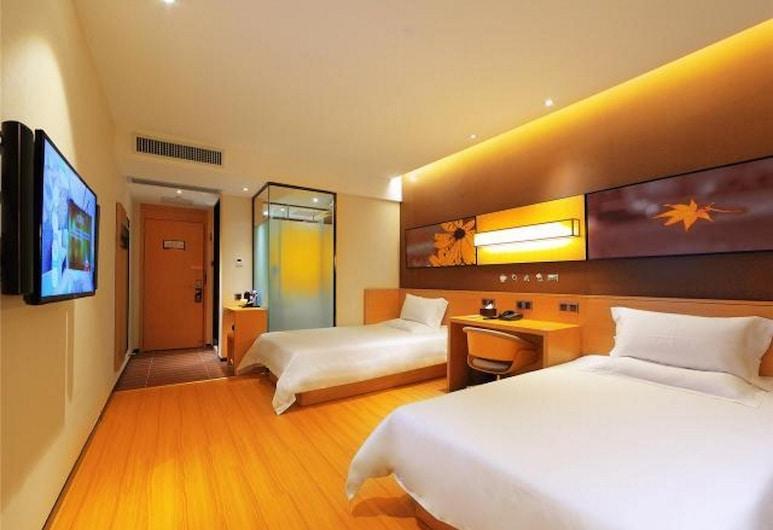7 Days Inn Qingyuan Lianzhou Beihu Road Branch, Qingyuan, Výhľad z hotela