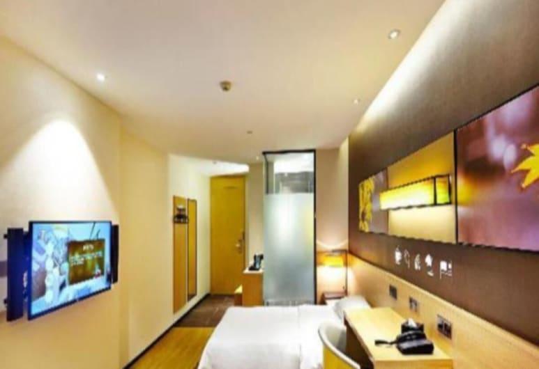 IU Hotel Anyang West Train Station Branch, Anyang, Otelden görünüm