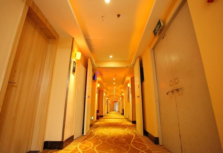 7 Days Premium·shangrao Wusan Avenue Central Plaza, Shangrao, Pemandangan dari Hotel