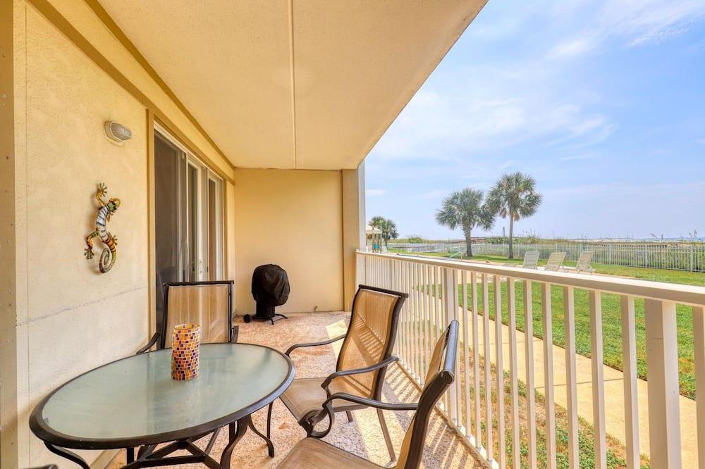 Condo, Multiple Beds (Footprints In The Sand-Inn 112) - Balcony