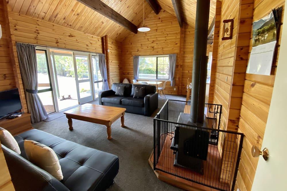 Domek - Obývací prostor