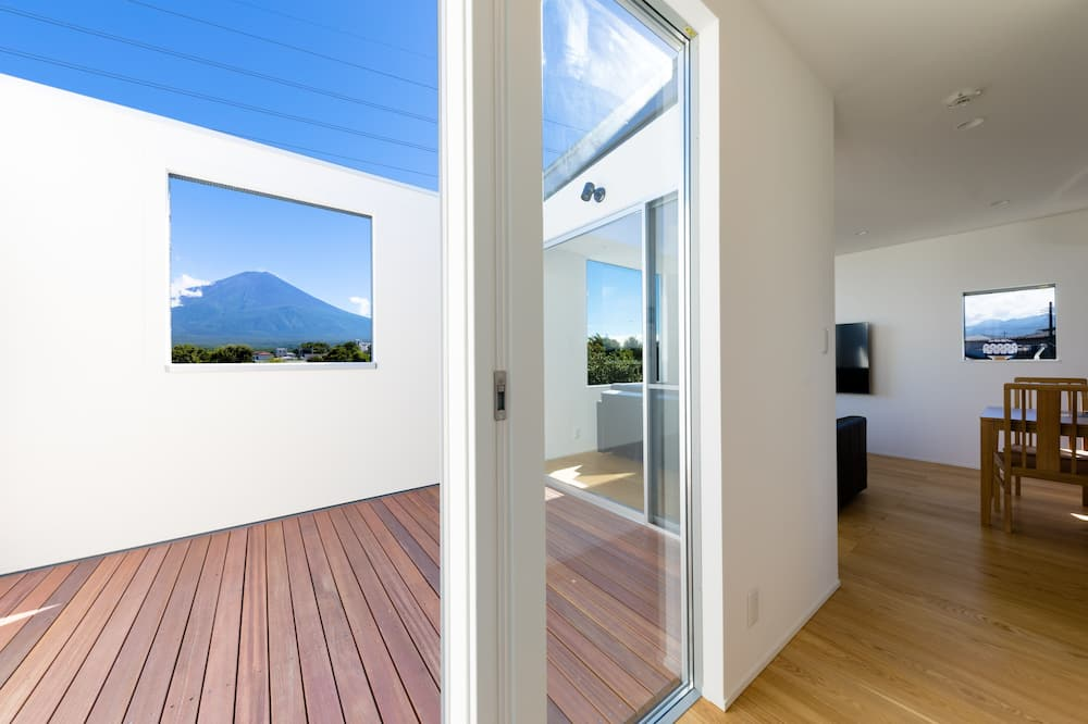 Vila, 3 spavaće sobe, za nepušače - Balkon