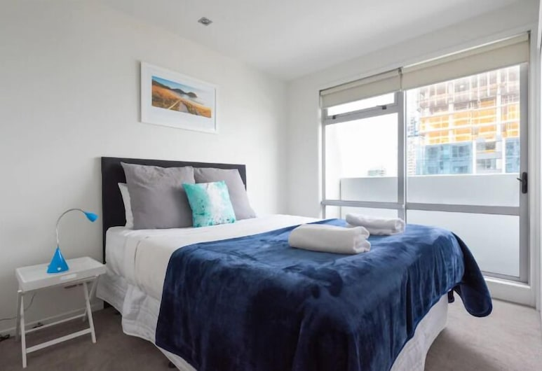 2 Brm Apt with Amazing Harbour Views, Level 30, Auckland, Apartment, Room