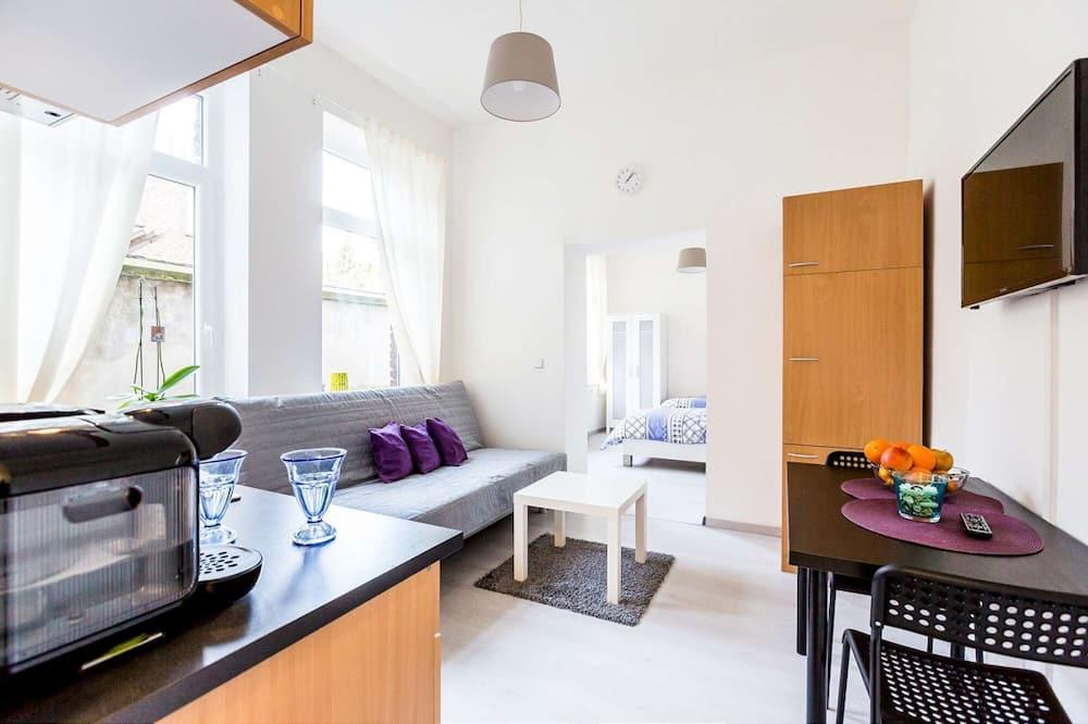 Mg02 Zentrale Apartment in Mönchengladbach mit W-lan