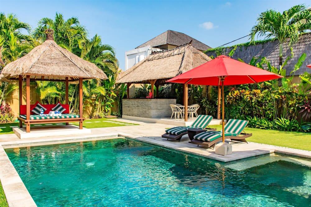別墅, 4 間臥室 - 私人泳池