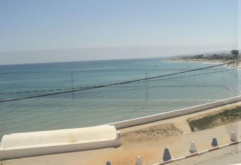 Airbetter - Stunning Sea View Duplex Beni Khiar Nabeul, El Maâmoura, Balkon