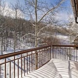 Butas (Snowmass_WoodrunV_32) - Balkonas