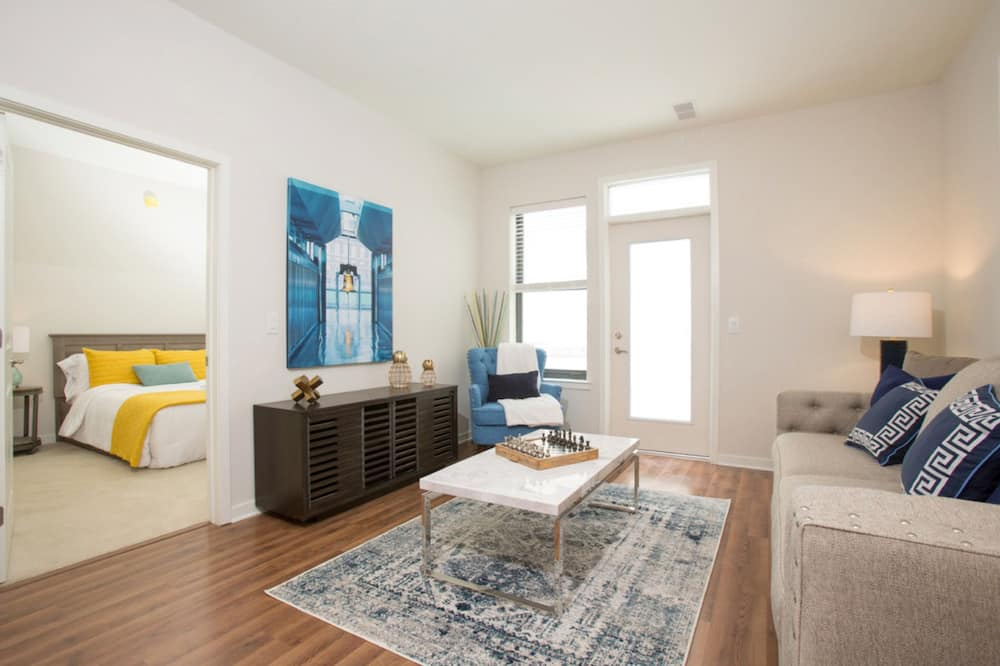 デラックス アパートメント 2 ベッドルーム 2 バスルーム - 客室