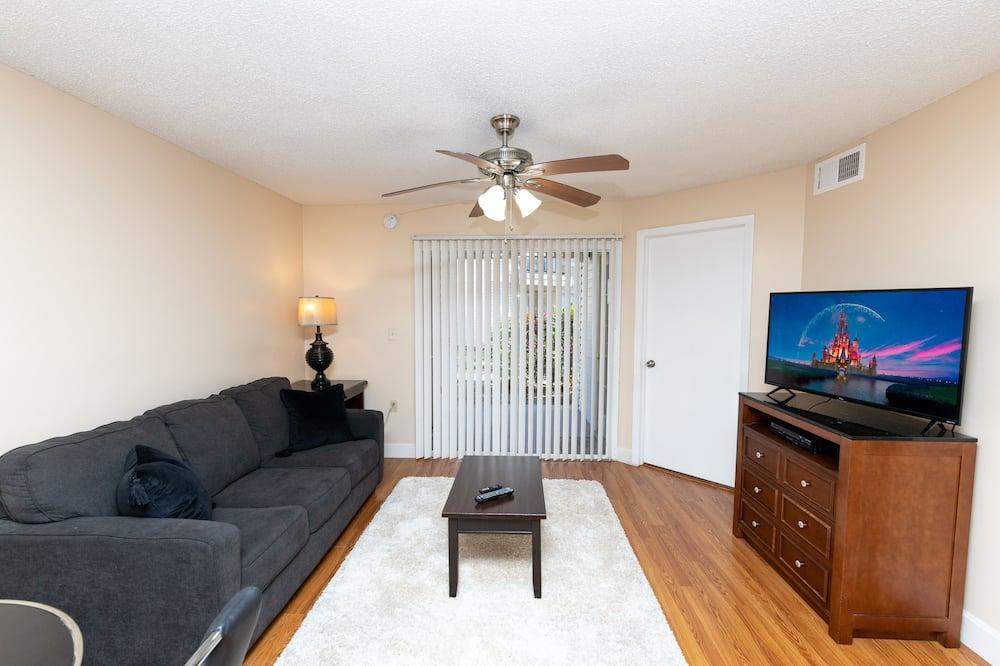 דירה, חדר שינה אחד, ללא עישון, מטבח - אזור מגורים