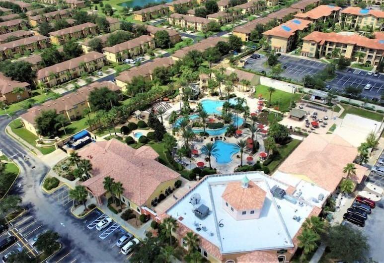 Amazing Townhouse 4Bdr 3Bth Spa Resort near Disney, Davenport