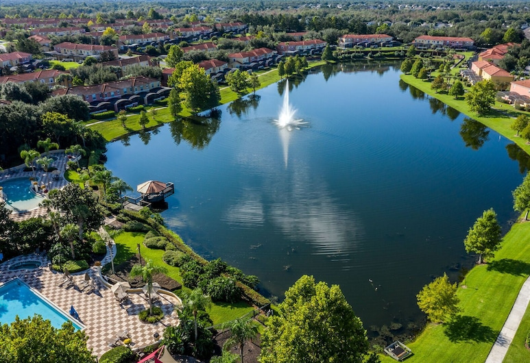 Magical 3Bdr 2bth for 6ppl with Pvt Pool With Huge Clubhouse and amenities near Disney Parks, Kissimmee, Camera