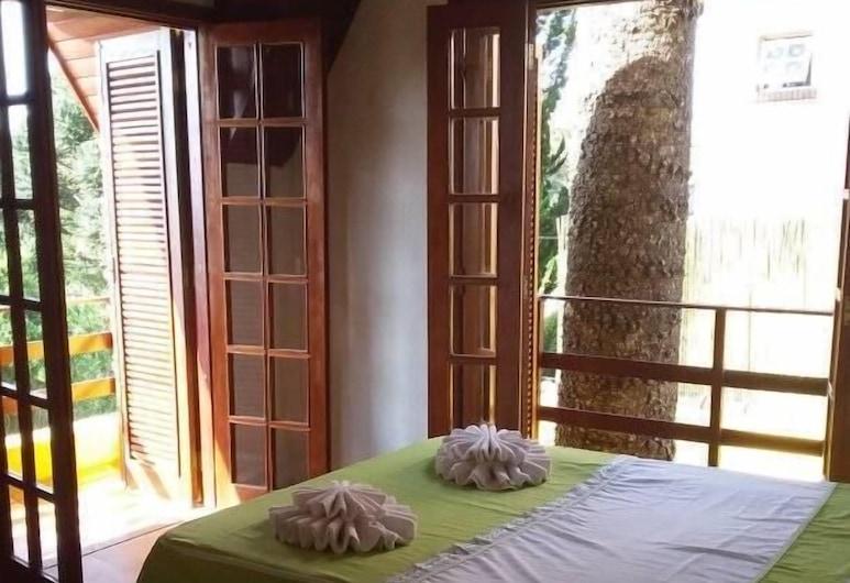 Pousada Ribeiro Elegance, קמפוס דה ז'ורדאו, חדר סטנדרט, חדר אורחים