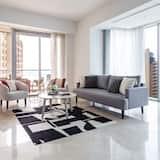 Modish & Vibrant 3BR Apartment in Marina
