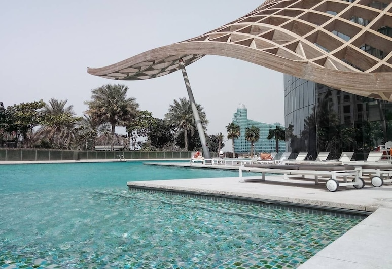 Superb And Modern 1BR on a Premier Waterfront Location!, Dubai, Interior