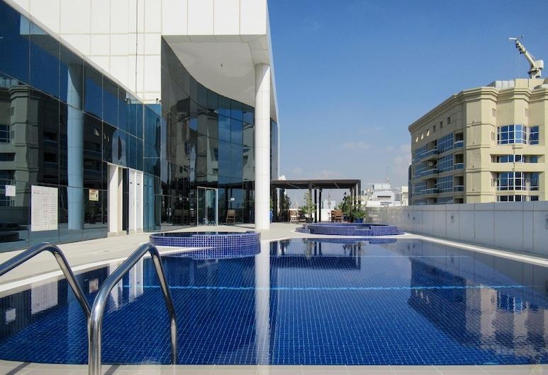شقة إستديو فاخرة في أبراج بحيرات الجميرا, دبي, المنشأة من الداخل