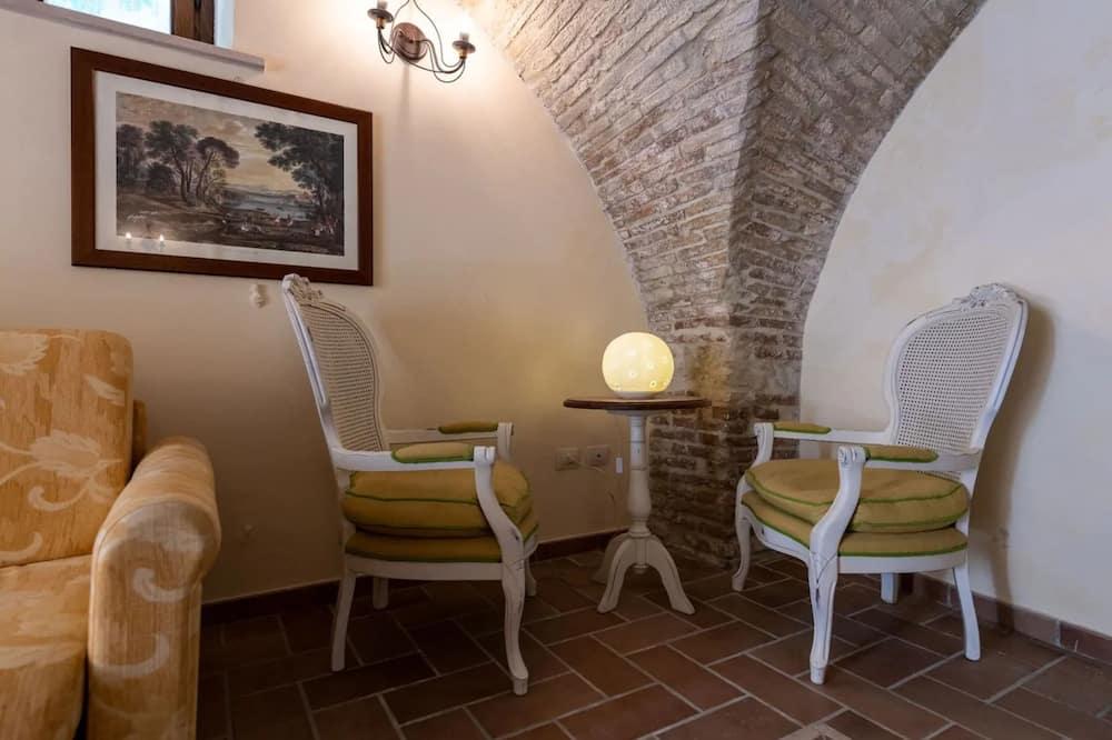 Традиционные апартаменты - Зона гостиной