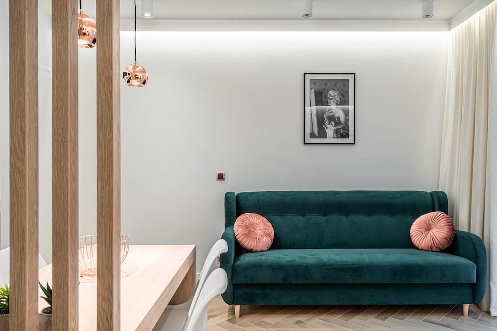 Design Studio - Living Area