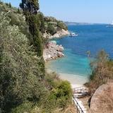 Villa, mit Bad, Meerblick - Strand