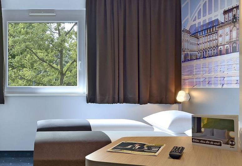 B&B Hotel Mannheim, Mannheim, Double or Twin Room, Guest Room
