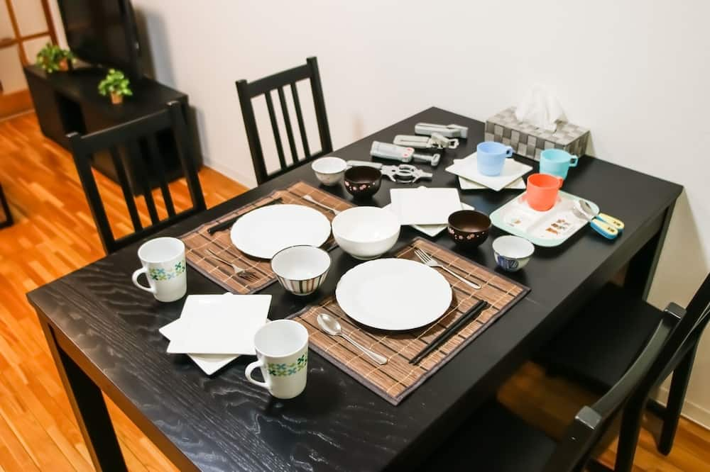 Dom (Private Vacation Home) - Powierzchnia mieszkalna